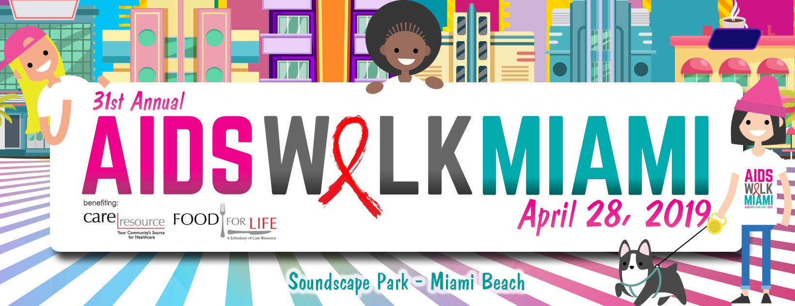 AIDS Walk Miami 2019